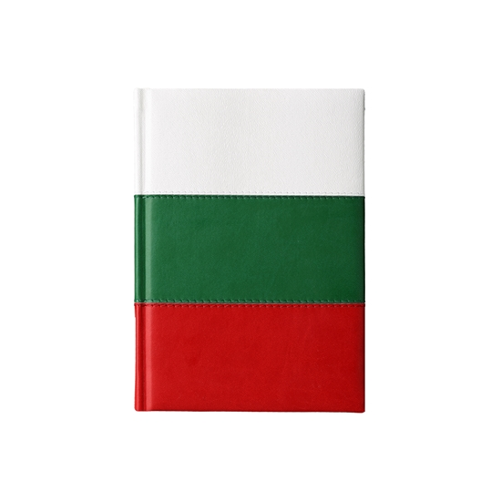 Picture of Calendar-Notepad Bulgaria, without dates , А5
