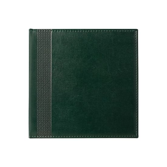 Picture of Calendar-Notepad К2, without dates , 20 x 20 cm, green