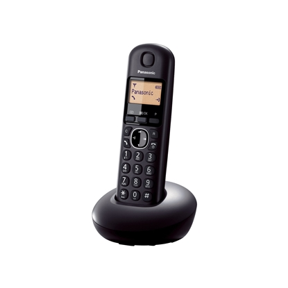 Picture of Panasonic DECT KX-TGB210 telephone, wireless, black
