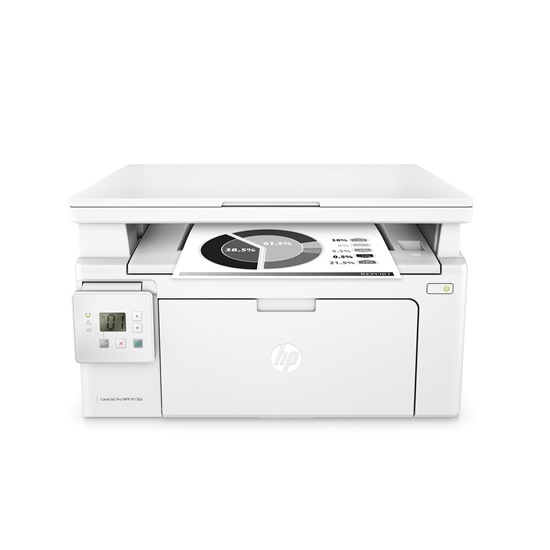 Picture of HP Laser printer 3 in a 1 LaserJet Pro MFP M130a, monochrome, A4
