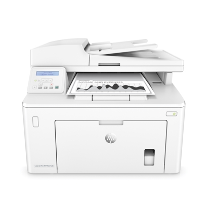 Picture of HP Laser printer 4 in a 1 LaserJet Pro MFP M227sdn, monochrome, A4