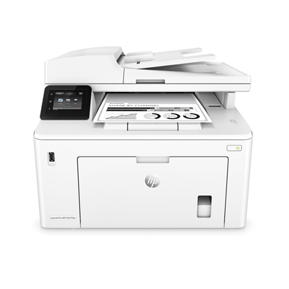 Picture of HP Laser printer 4 in a 1 LaserJet Pro MFP M227fdw, monochrome, A4, Wi-Fi