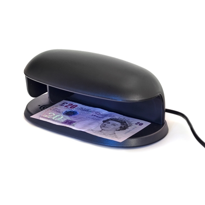 Picture of Money detector NX-2086, with lamp of 4 W