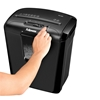 Picture of Fellowes Document Shredder Powershred M-8C, Cross-Cut, 15 L