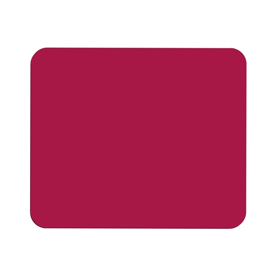 Picture of Fellowes Mouse Pad, red