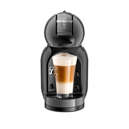 Picture of Krups Espresso machine Mini Me, automatic, with Nescafe Dolce Gusto capsules, 1500 W, red