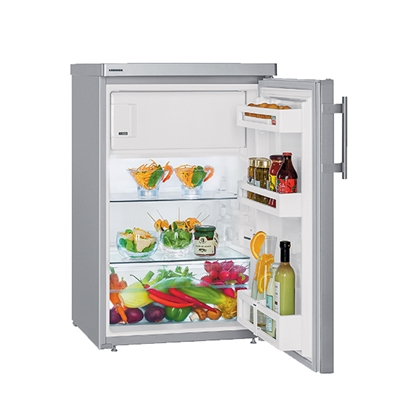 Picture of Liebherr refrigerator TSL 1414, with camera, 108 + 14 L, stainless steel, grey