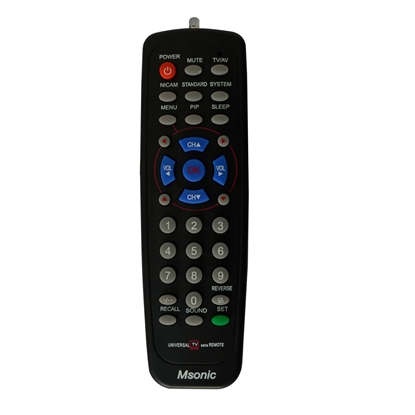 Picture of Msonic remote control , universal