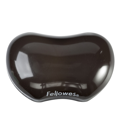 Picture of Fellowes Wrist Rest, silicone, black