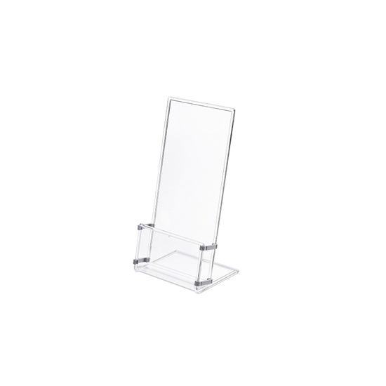 Picture of Panta Plast Leaflet Stand, DL, 102 x 222 mm