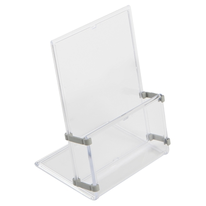 Picture of Panta Plast Leaflet Stand, A5, 142 x 222 mm