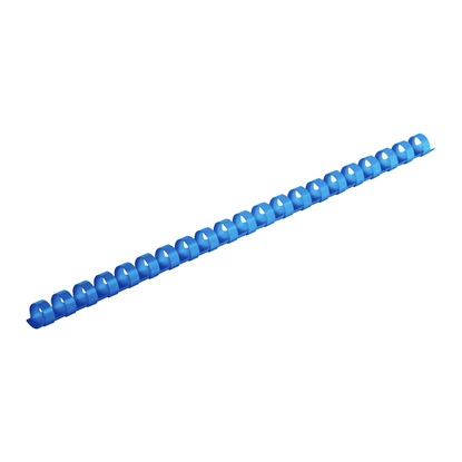 Picture of Top Office Binding Combs, 12 mm, blue, 100 pcs.