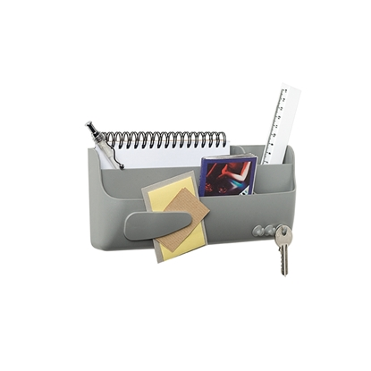 Picture of Bi-Office Smart Box for board, magnetic, grey