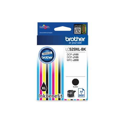 Picture of Brother LC229XL Cartridge Black, 2400 pages/5%
