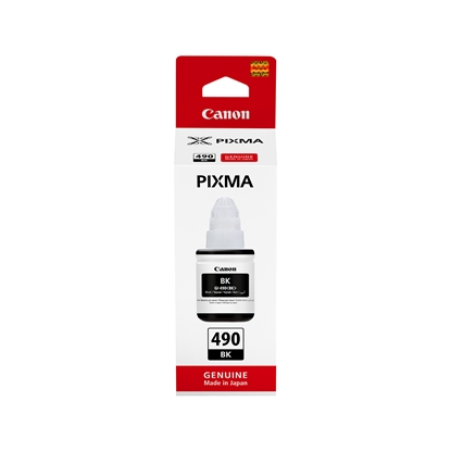 Picture of Canon GI-490 BK 6K Ink cartridge