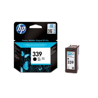 Picture of HP Print head C8767EE, NO339, 21 ml, Black