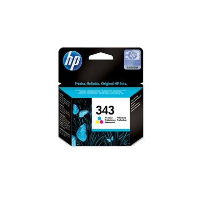 Picture of HP Print head C8766EE, NO343, 7 ml, Colour