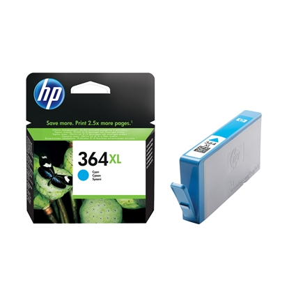 Picture of HP refill CB323EE, NO364XL, Cyan