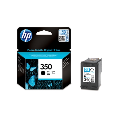 Picture of HP Print head CB335EE, NO350, Black