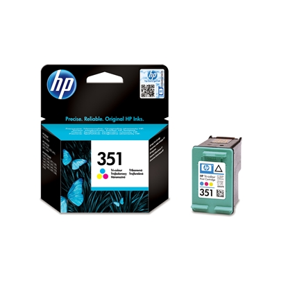 Picture of HP Print head CB337EE, NO351, Colour
