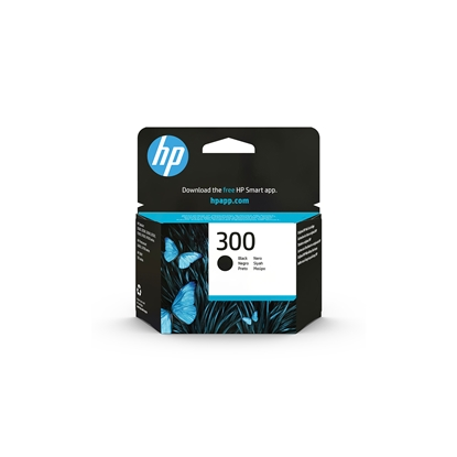 Picture of HP Print head CC640EE, NO300, F4280, 4 ml, Black