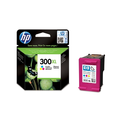 Picture of HP Print head CC644EE, NO300XL, F4280, 12 ml, Colour