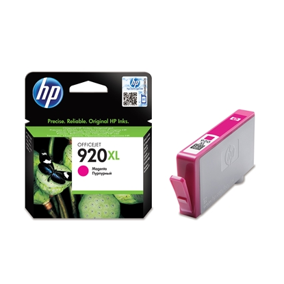 Picture of HP Ink tank CD973AE, NO920XL, Magenta