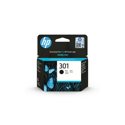 Picture of HP Ink tank CH561EE, NO301, 1050/2050, Black