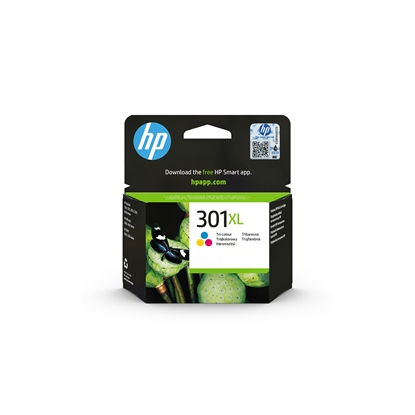 Picture of HP Ink tank CH564EE, NO301, 1050/2050, Colour