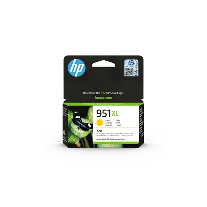 Picture of HP Ink tank CN048AE, NO951XL, Yellow
