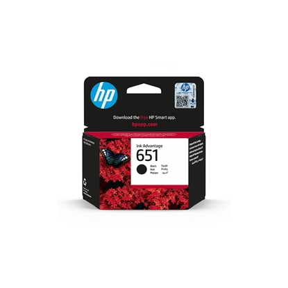 Picture of HP Ink tank C2P10AE, NO651, 600 pages/5%, Black