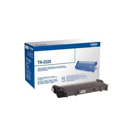 Picture of Toner Brother TN-2320, 2600 pages/5%, Black