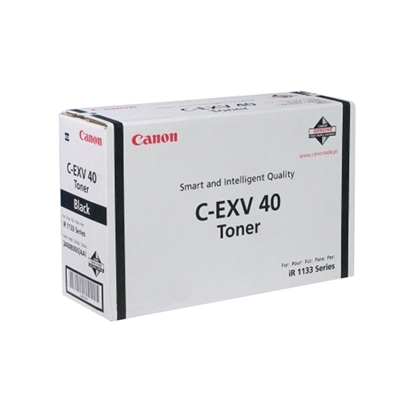 Picture of Canon Toner C-EXV40, IR1133, 6000 pages/5%, Black