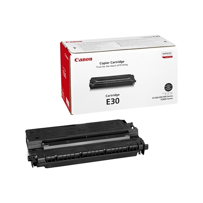 Picture of Canon Toner E30, FC3XX/2XX, 4000 pages/5%, Black