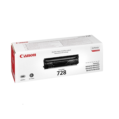 Picture of Toner Canon CRG728, MF4500/MF4400, 2100 pages/5%, Black