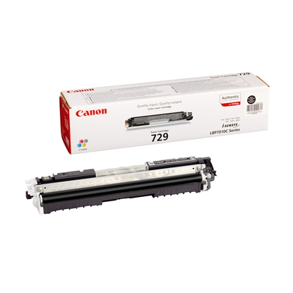 Picture of Canon Toner CRG-729, 1200 pages/5%, Black