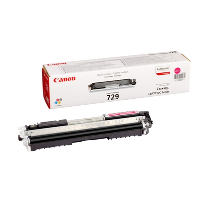 Picture of Canon Toner CRG-729, 1000 pages/5%, Magenta