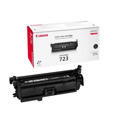 Picture of Canon Toner CRG-723H, 10000 pages/5%, Black