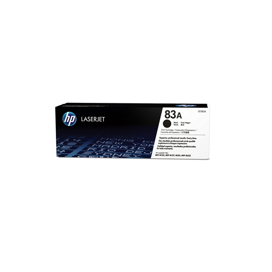 Picture of HP Toner CF283A, М125/М127, 1500 pages/5%, Black