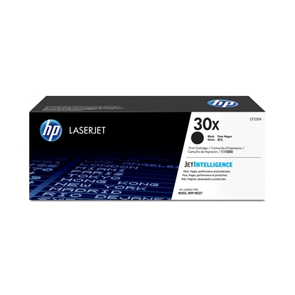 Picture of HP Toner CF230X, M203/MFP, M227, 3500 pages/5%, Black