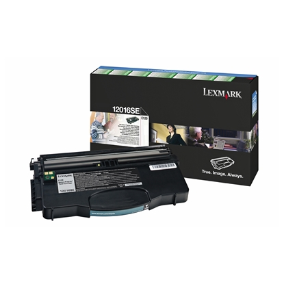 Picture of Lexmark Toner 12016SE, E120, 2000 pages/5%