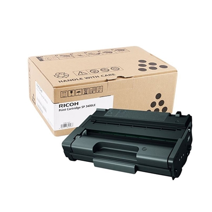 Picture of Ricoh Toner SP 3400, 406522, 5000 pages/5%