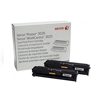 Picture of Xerox Toner 106R03048, P3020, 3000 pages/5%, double pack
