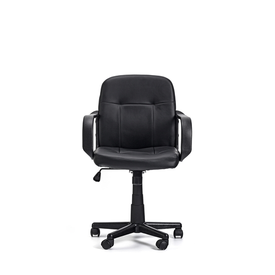 Picture of Skit Executive Chair, eco-leather, black