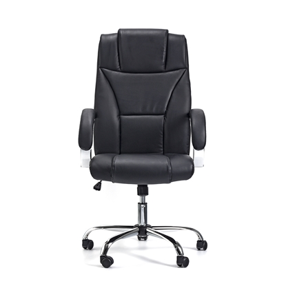 Picture of Aida Director s Chair, eco-leather, black