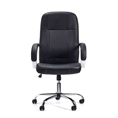 Picture of Credo Director s Chair, eco-leather, black