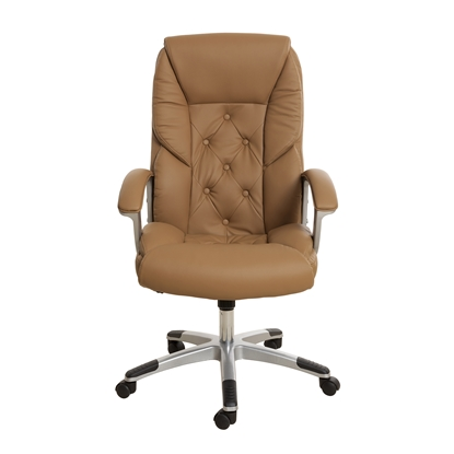 Picture of Oscar Director s Chair, eco-leather, brown