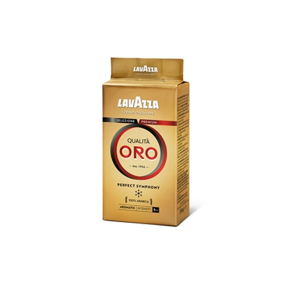 Picture of Lavazza Ground coffee Qualita Oro, 250 g