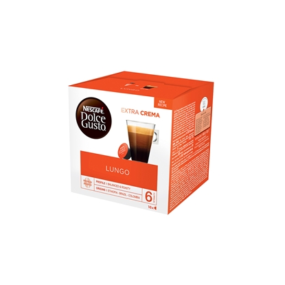 Picture of Nescafe Dolce Gusto Lungo Coffee capsule, 16 pcs.
