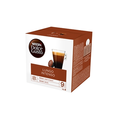 Picture of Nescafe Dolce Gusto Lungo Intenso Coffee capsule, 16 pcs.